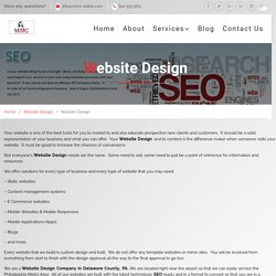Website Design Company Philadelphia