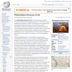 Philadelphia Museum of Art - Wikipedia