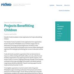 PHENND — Philadelphia Higher Education Network for Neighborhood Development