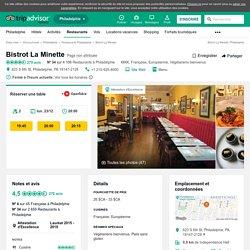Bistrot La Minette, Philadelphie - Bella Vista / Queen Village - Menu, Prix, Restaurant Avis & Réservations
