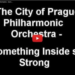 The City of Prague Philharmonic Orchestra - Something Inside so Strong