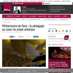 (3) Philharmonie de Paris : la pédagogie au coeur du projet artistique