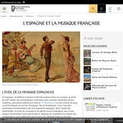 Philharmonie à la demande - L'Espagne et la musique française