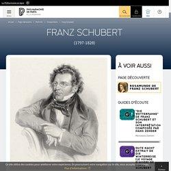 Portrait de Franz Schubert