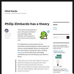 Philip Zimbardo has a theory