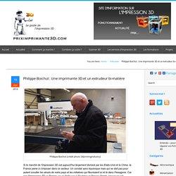 Philippe Boichut - son interview