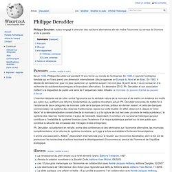 Philippe Derudder