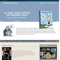 PHILIPPE GELUCK - Site Officiel