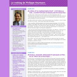 Le weblog de Philippe Heymann: Campagnes de pub