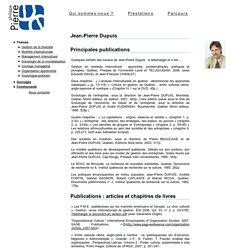 Site web de Philippe Pierre