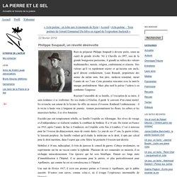 Philippe Soupault, un révolté désinvolte