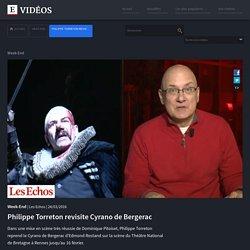 Philippe Torreton revisite Cyrano de Bergerac