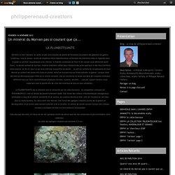 Un minéral du Morvan pas si courant que ça... - Le blog de philipperenaud-creations