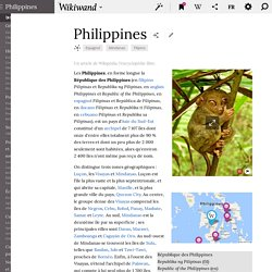 PHILIPPINES (Article Wiki)
