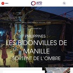 Philippines : les bidonvilles de Manille sortent de l'ombre