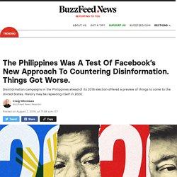 Micro-manipulation Philipines buzzfeednews