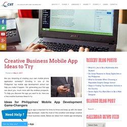 Philippines' Mobile App Development