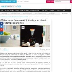 Philips Hue - Comparatif & Guide pour choisir votre lampe connectée