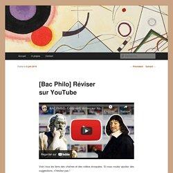 [Bac Philo] Réviser sur YouTube