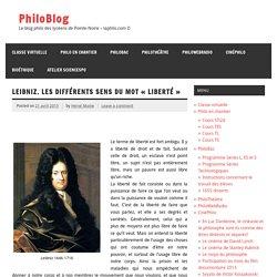 PhiloBlog