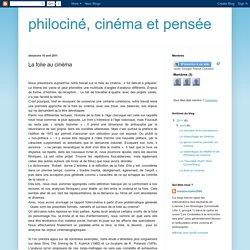 philociné, cinéma et pensée: La folie au cinéma