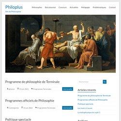 Site de Philosophie