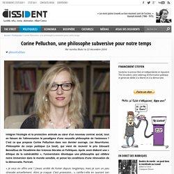 Corine Pelluchon, une philosophe subversive pour notre temps