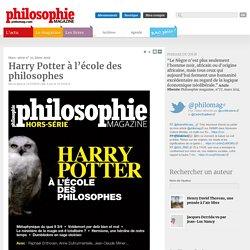 Harry Potter à l'école des philosophes