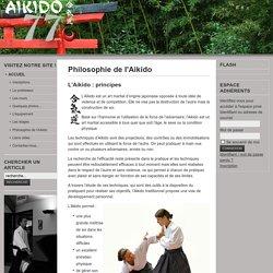 Philosophie de l'Aikido