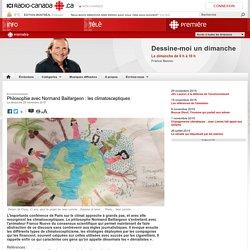 Philosophie avec Normand Baillargeon : les climatosceptiques