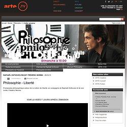 Philosophie - Liberté
