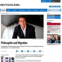 Philosophie und Migration