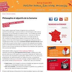 Semaine national. des Hlm
