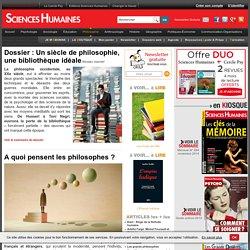 Magazine philosophie, revue philosophique, article philosophie, grands philosophes, Sciences Humaines