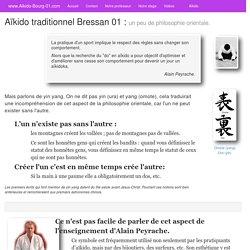 Aikido-01 Bourg-en-Bresse philosophies Orientales zen tao shinto - Aïkido Bourg-en-Bresse Ain-01 art martial traditionnel de M-Ueshiba de self défense