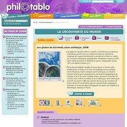 La découverte du monde - Philotableau