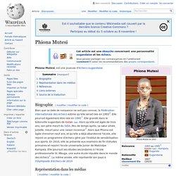 Phiona Mutesi