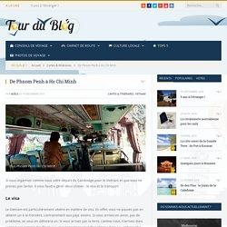 De Phnom Penh à Ho Chi Minh - Tour du Blog