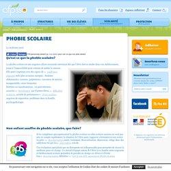 Informations sur la phobie scolaire, d'apres Association Française de Promotion de la Santé dans l'environnement Scolaire et Universitaire