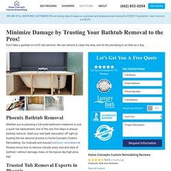 Phoenix Bathtub Removal