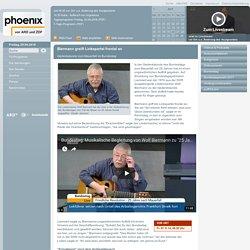 phoenix - Biermann greift Linkspartei frontal an