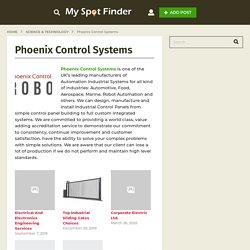 Phoenix Control Systems