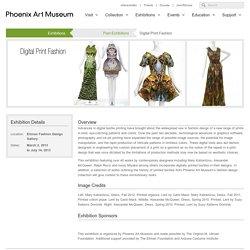 Phoenix Art Museum - Exhibition Exhibitions