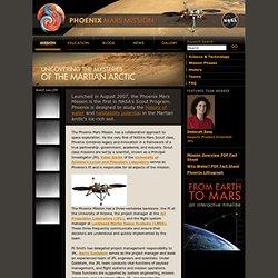 Phoenix Mars Mission - Mission