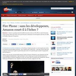 Fire Phone : sans les développeurs, Amazon court-il à l'échec ?