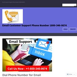 Dear use Dial Phone Number for Email Support Apple USA 1-800-346-0674