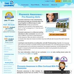Phonemic Awareness - Pre Reading Skills - Reading Skills Pyramid