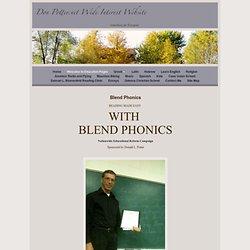 Blend Phonics