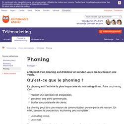 Phoning : tout comprendre sur l'intérêt du phoning