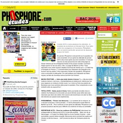 Phosphore - janvier 2016 : apprenez à dépasser les différences !